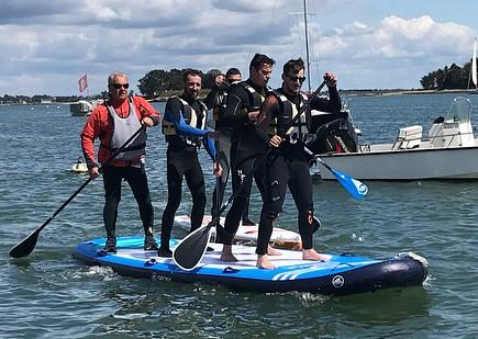 Paddle geant club 1